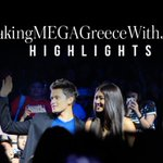 Check out the highlights at #MakingMEGAGreeceWithJaDine! https://t.co/q4pWg46bHQ #TIMYLettingGo https://t.co/ncq8OgKDDD
