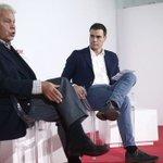 Felipe González cree que Sánchez debe dimitir si el Comité Federal tumba su plan https://t.co/3kD89yaxsI https://t.co/8FIrx8wC8g