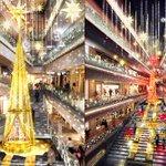 表参道ヒルズのクリスマスイルミネーション - 高さ10mのツリーと共に参加型イルミや光のショーを実施 https://t.co/3Jzw8c1vJy https://t.co/hiElUAzSxA