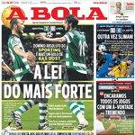Islam Slimani se rappelle au bon souvenir de la presse portugaise https://t.co/gzLKJaSvsj