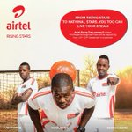 From rising Stars to National Stars your dream can come True with @Airtel_Ug #TheSmartPhoneNetwork #ARSUg2016 https://t.co/nIgnm2Gx8u
