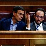 Sánchez pierde en el Grupo Socialista la «batalla» previa al Comité Federal https://t.co/9I2CByuPhV   #Españahoy https://t.co/iBQBMnEVJR