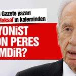 Siyonist Şimon Peres kimdir? https://t.co/PWhDGer7GK https://t.co/gDTe64XP8Y