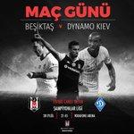 Yuvamızda ilk Şampiyonlar Ligi maçımız ! ⚫⚪ #BeşiktaşınMaçıVar #UCL https://t.co/IJ23mdgc6a