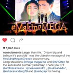 Dream big and believe its possible 💜 Thank you Tita @nonaclemente ! #TIMYLettingGo https://t.co/xVtAuIdYKW