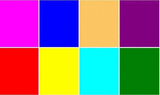 RT【心理テスト】直感で3つの色を選んで下さい。29⇒あなたの性格が分かります。#心理テスト RDG