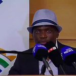 Even #HlaudiMotsoeneng knows our #eNCA reporters ask the hard questions... https://t.co/nZ98MVAUPG