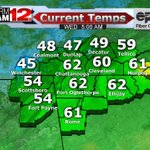 5am temperatures - Check out these cooler temperatures! #CHAwx https://t.co/xvclIPmIIQ
