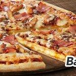Dale RT si quieres probar #LaMejorBBQdeNuestraHistoria   ¡REGALAMOS 100 #PizzasGratis! https://t.co/TnVlNukAim