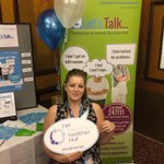 @PWS_LetsTalk Kirsty & Dawn at the older peoples day at royal station hotel #HealthierHull https://t.co/GydMjOu8X2