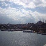 Hallo Istanbul! Werkbezoek aan een andere havenstad namens @RDStad : Fenerbahçe - Feyenoord https://t.co/KXSfTt4ZmV