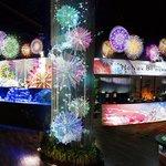 【30日まで】「花火アクアリウム by NAKED」アクアパーク品川で開催、花火の映像と共にイルカのナイトショー - https://t.co/yf7RoUgIGW https://t.co/HBSMjAkuCN