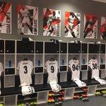 Soyunma odamız hazır! #Beşiktaş #UCL #BJKFCDK https://t.co/V1FtOnJ7Kb