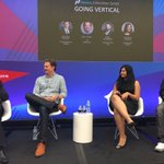 Kicking off the Nasdaq Innovation panel on the verticalization of media at #AWNewYork https://t.co/X6239ibNde