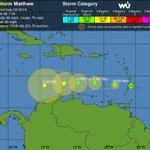 Breaking: Tropical Storm Matthew forms in the Windward Islands https://t.co/IsWc7ynRsU