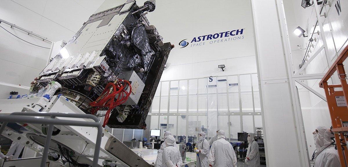 Gen Weather Satellite Gets Launch Date