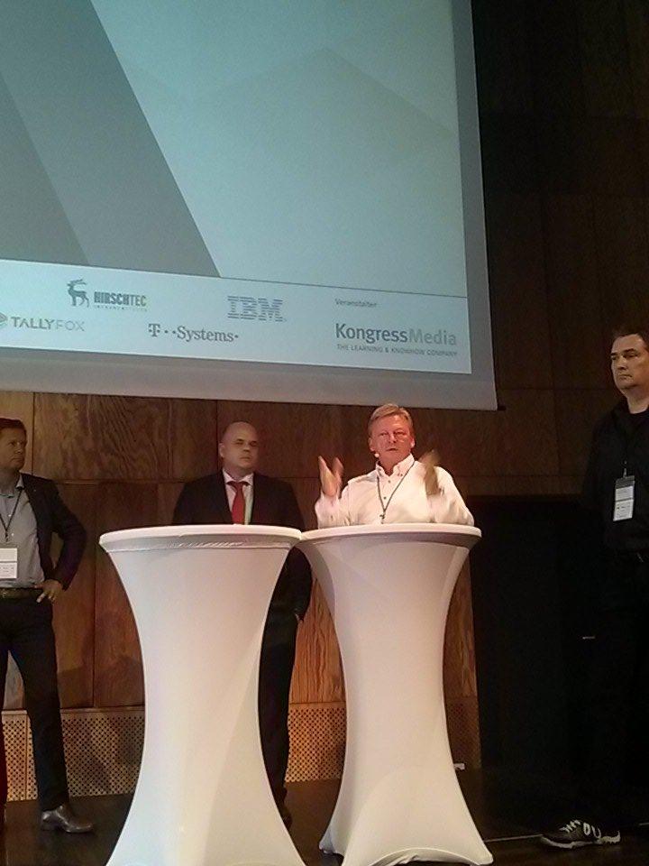 Franz Langecker (@hrp_fla): #ioms16 R�diger Sch�nbohm: ...
