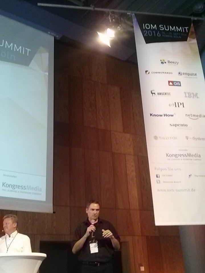 Franz Langecker (@hrp_fla): #ioms16 Ole Wintermann: Ic ...