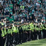 BREAKING - Hibs and Rangers cleared of wrongdoing after pitch invasion https://t.co/7y0Q3L2O93 https://t.co/AvAhxkZEZI