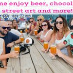 Happy #NationalDrinkBeerDay! How about a #Beer, Bites & Street Art InstaWalk in #Brooklyn Saturday to celebrate? https://t.co/QwqhM45eLj https://t.co/YY2hHaICen