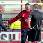 #Rangers manager Mark Warburton offered one-match-ban by @ScottishFA: https://t.co/f8vh0Sb4tR https://t.co/uwpVNMkBxM