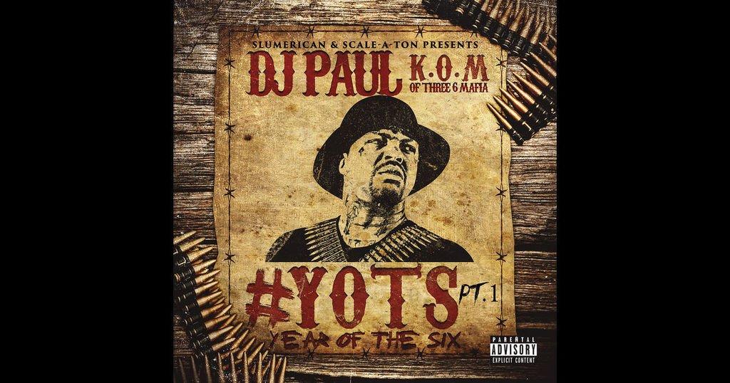 DJPAULKOM : #Yots Pt.1 Pre Order