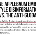 Breitbart goes full anti-Semite on Washington Post columnist @anneapplebaum: https://t.co/Gd6ESDCJTJ