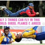 Only 3 things can fly in this world: Birds, Planes & Airees  Courtesy: Pradeep Airee & Dipendra Airee #EPLT20 https://t.co/FpNaTWsv9l