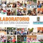 La @AlcaldiadeMed abre las puertas del Laboratorio de Cultura Ciudadana hoy en el Museo de Antioquia ¡qué alegría! https://t.co/94e2kg14oO