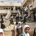War HEROES: #Yemen girls insist to go to school even after destroyed by Saudi airstrikes. Nothing will stop them! https://t.co/3G51V1DzSW