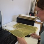 Interested to learn just what our  #volunteers do?  Have a look at this insight by one of our #Archive volunteers https://t.co/CKGNSy81Ff https://t.co/dFdue72PID