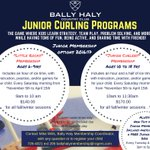 Consider curling as an recreational option for your child this year... There will be lots of fun and learning at Bally Haly! #yyt #CurlNL https://t.co/tbokMLe7Nm