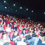 A real blockbuster needs to have a jampacked audience Just like this one Jejeniels #ALDUBBlessedPair #BagsikNiLakan https://t.co/V93AiQdC1s