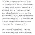 Así reseña @revistaproceso mi cuestionamiento a @JoseAMeadeK @SHCP_mx sobre política económica de @EPN https://t.co/iRcLwevWP8