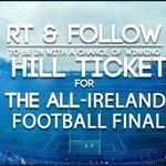 Final ticket comp! RT & Follow to be in with a chance! Winner announced tomorrow! #DUBvMAY #COYBIB https://t.co/yWhZgrI7kL