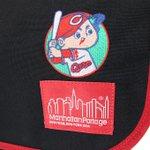 マンハッタン ポーテージ×広島東洋カープ、メッセンジャーバッグを広島店限定で発売 https://t.co/pwpOm0d21D https://t.co/nszI5D8C7V