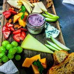 #Cheese #Wednesday.$4 single cheese boards with jams, fruit, and crostini. #ldnont #getdtl https://t.co/HxgMdWIpoF