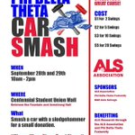 Smash this car all you want today from 10-2 for a small donation! #PDTCarSmash https://t.co/UQWJIjOrCr