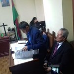 #deÚltimo Inicia juicio contra Humberto Vacaflor por injuria, calumnia aperturado por Evo Morales. https://t.co/S4UicoI4Yk