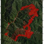 #LomaFire perimeter as of last night. Currently 10% contained https://t.co/ChhLEbkGdS
