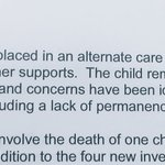 Here are the four investigations the child and youth advocate is launching #nlpoli https://t.co/DnmeoeogWo