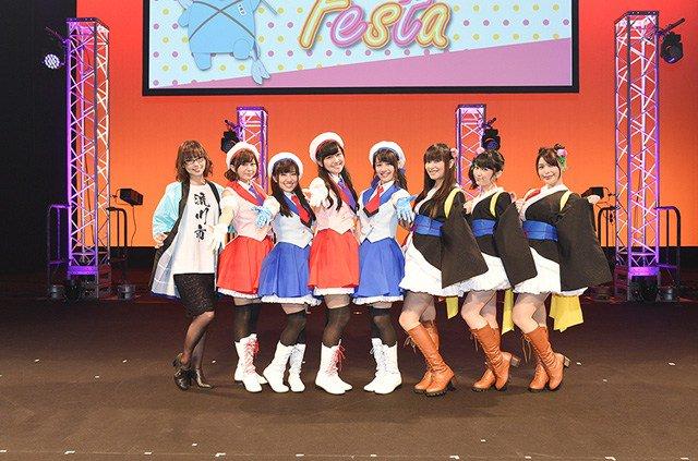 【ろこどる】OVA Vol.2発売記念イベント「ロコドルフェスタ」を開催! #moview #ろこどる 総勢8名の豪華キ
