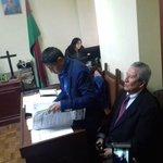 #Ultimo Periodista Humberto Vacaflor comparece ante un juzgado, tras denuncia del presidente Evo Morales https://t.co/415gNFJjrY