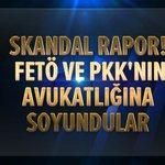 Skandal rapor! FETÖ ve PKKnın avukatlığına soyundular https://t.co/8Pi7k5WEUU https://t.co/rKXicB5rfv
