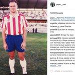 Pepe Mel ya se olía la destitución de Paco Jémez e inició su autopromoción personal en Instagram hace 3 días. https://t.co/EEIt55jtV2