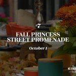 #7 of #25 Things to do in October: Fall Princess Street Promenade in @downtownktown https://t.co/dw2oq0r8Hr #VisitKingston https://t.co/bUEFZurhRw
