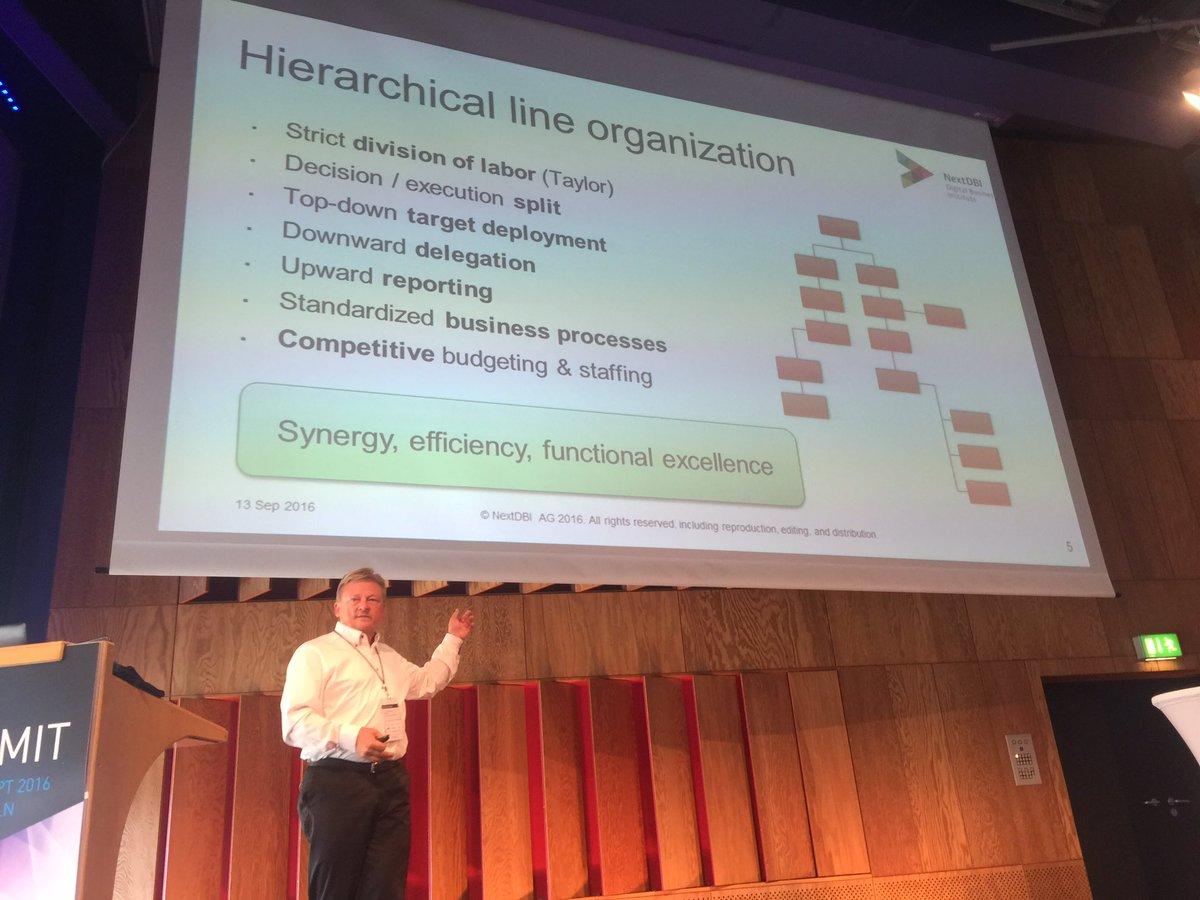 Harald Schirmer (@haraldschirmer): @RuediSb �ber #Organisatio ...