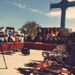 @NestorReverol en Anzoátegui para destrucción de mil 308 armas de fuego incautadas en diferentes procedimientos https://t.co/UcrBjyT5OX