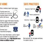 Cyclists guide to collisions. @DalBikeCentre @bicyclens @HalifaxExaminer https://t.co/pM4Ks0qb5X