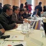 #deÚltimo: Inicia la 1ra reunión de la #ComisiónTécnica del #PactoFiscal vía @CNABolivia https://t.co/FbJ9ENeOQu